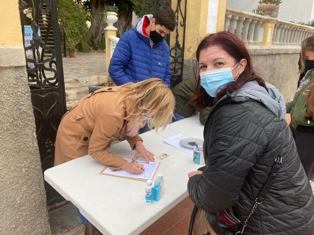 El PSOE pide al PP de San Javier que apoye con su firma la Iniciativa Legislativa Popular a favor del Mar Menor - 1, Foto 1