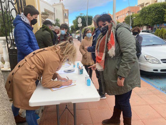 El PSOE pide al PP de San Javier que apoye con su firma la Iniciativa Legislativa Popular a favor del Mar Menor - 2, Foto 2