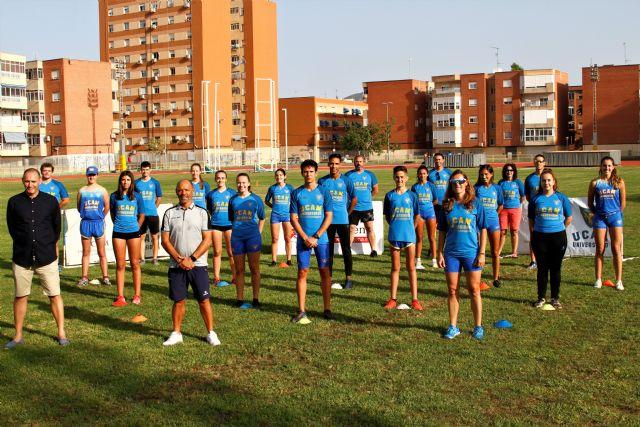 El club de atletismo UCAM Cartagena renueva e incorpora filiales para la temporada 2021 - 1, Foto 1