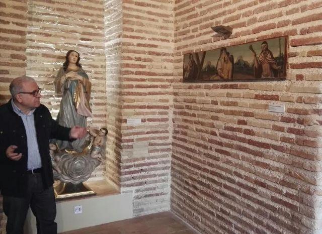 El Ayuntamiento concede una subvención de 14.000 euros a la parroquia de Santiago para colaborar en el proyecto de musealización de la Torre de la Iglesia, Foto 2