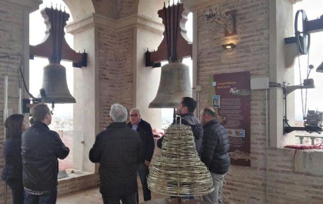 El Ayuntamiento concede una subvención de 14.000 euros a la parroquia de Santiago para colaborar en el proyecto de musealización de la Torre de la Iglesia, Foto 3