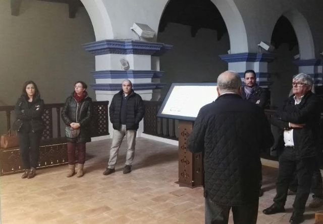 El Ayuntamiento concede una subvención de 14.000 euros a la parroquia de Santiago para colaborar en el proyecto de musealización de la Torre de la Iglesia, Foto 5