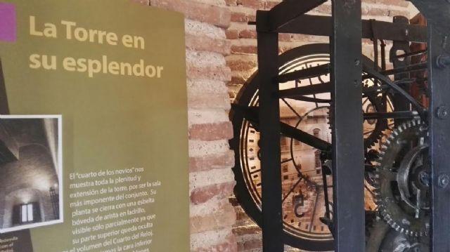 El Ayuntamiento concede una subvención de 14.000 euros a la parroquia de Santiago para colaborar en el proyecto de musealización de la Torre de la Iglesia, Foto 7