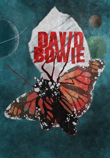 La Galla Ciencia reúne a 50 artistas en un especial dedicado a la figura de David Bowie - 2, Foto 2