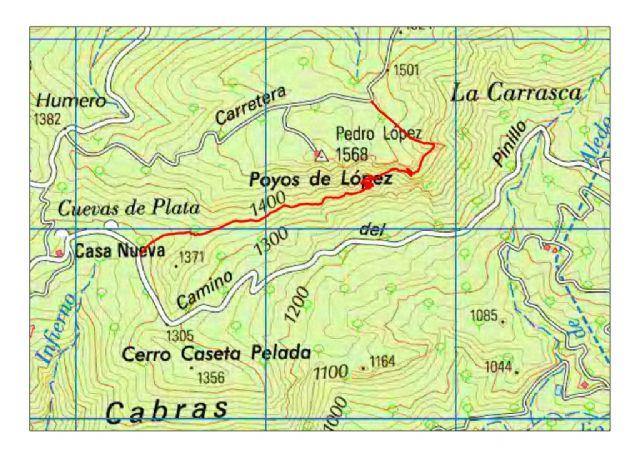 Se restringirá el tránsito temporal a personas y vehículos en las zonas de Carmona-Cuevas Luenga y Solana de Pedro López, en Sierra Espuña, Foto 2