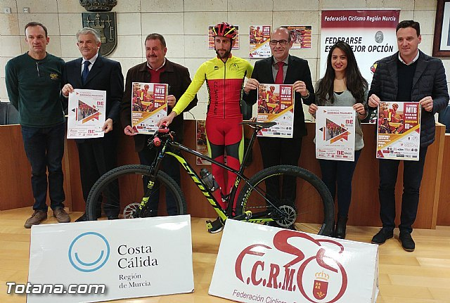 On January 21 and 28, the first two cycling events of the regional MTB and BTT calendar will be held, with Sierra Espuña as the protagonist - 1