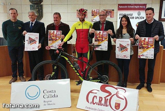 El 21 y 28 de enero se celebrarán las dos primeras pruebas ciclistas del calendario regional de MTB y BTT, teniendo como protagonista Sierra Espuña, Foto 1