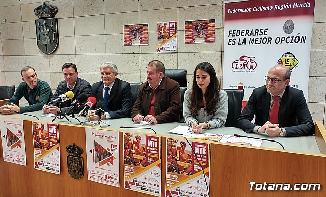 On January 21 and 28, the first two cycling events of the regional MTB and BTT calendar will be held, with Sierra Espuña as the protagonist - 3