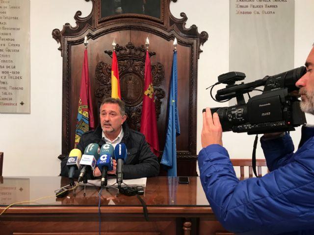 El Ayuntamiento presenta tres proyectos de mejora y dinamización de las pedanías a los fondos europeos LEADER por valor de casi 114.000 euros - 1, Foto 1