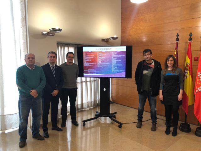170 grupos de música actuarán en las salas de conciertos de Murcia en el primer trimestre de 2019 - 1, Foto 1