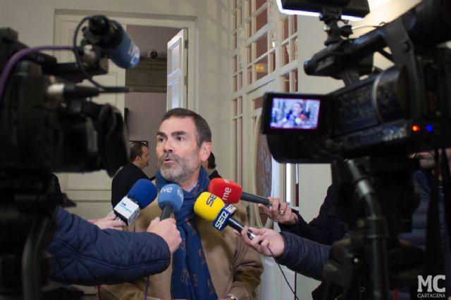 MC: La ineptitud de Castejón frena el avance de los grandes proyectos para Cartagena - 1, Foto 1