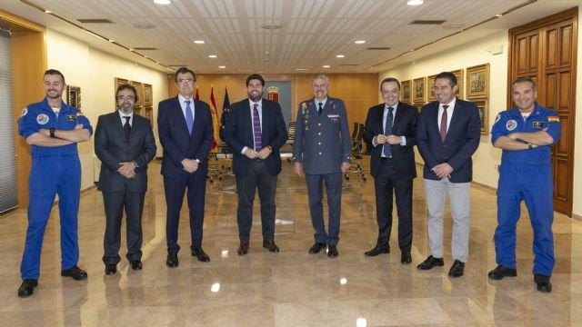 La Comunidad promueve el acto de homenaje por el 175 aniversario de la creación de la bandera de España como enseña nacional - 1, Foto 1