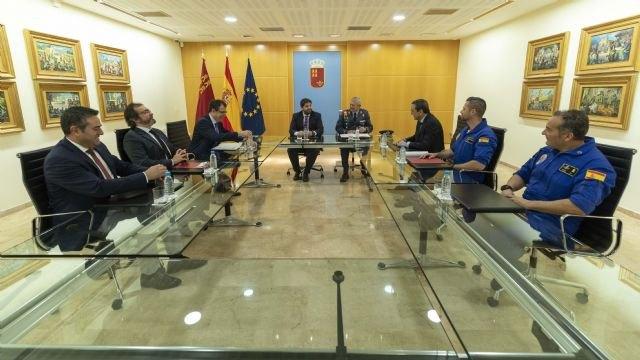 La Comunidad promueve el acto de homenaje por el 175 aniversario de la creación de la bandera de España como enseña nacional - 2, Foto 2