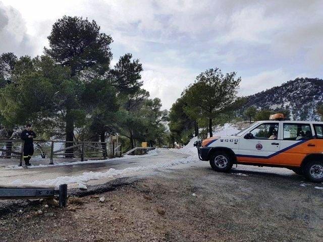 Protección Civil ofrece una serie de recomendaciones preventivas ante la previsible ola de frío que se registrará durante este fin de semana en la Región, Foto 1