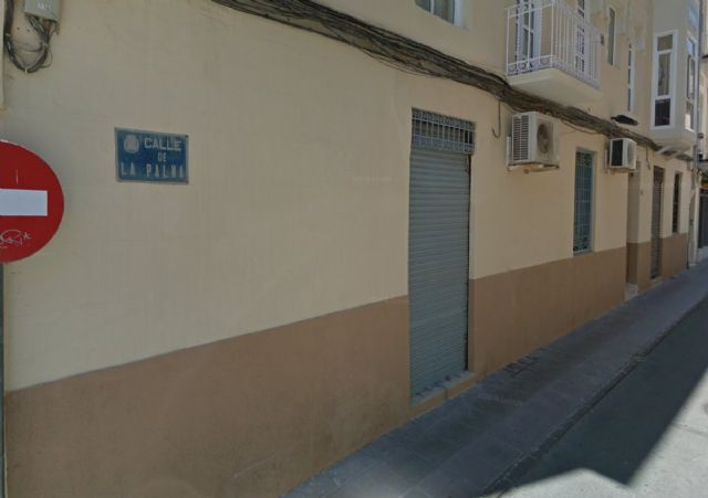 Corte de tráfico en las calles Canales y La Palma por trabajos de saneamiento de fachadas - 1, Foto 1