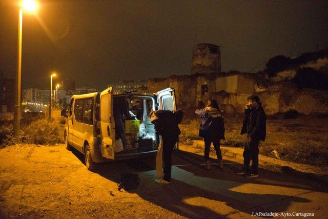 Servicios Sociales activa el dispositivo de emergencia para la atención a las personas sin hogar por la bajada de las temperaturas - 1, Foto 1