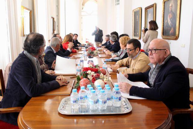Cs Cartagena apoya la decisión de ubicar la sede de la Ciudad de la Justicia en la Factoría de Subsistencias de la Armada - 1, Foto 1
