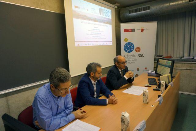 El Diálogo y la Gestión de los Grupos de Interés son protagonistas del segundo módulo del Máster de Responsabilidad Social Corporativa de la UMU - 3, Foto 3