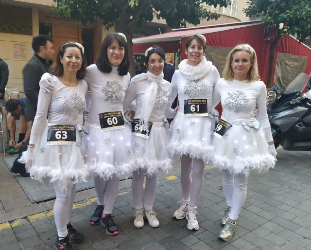 The CAT dismissed the year by participating in the San Silvestres de Vallecas, Murcia and Lorca, Foto 7