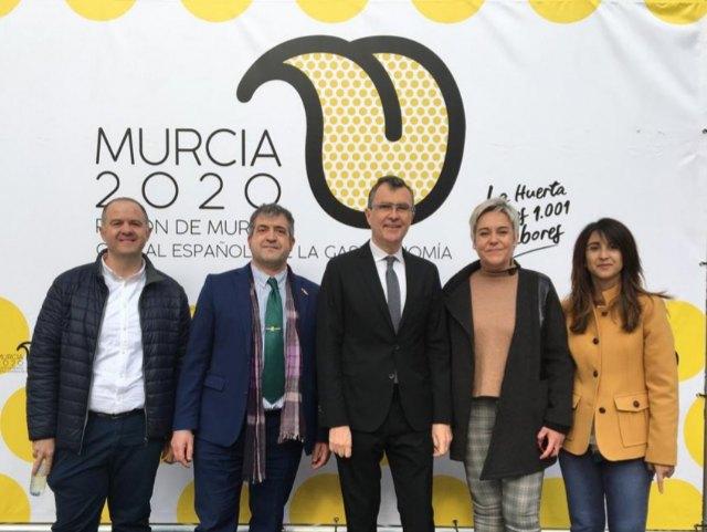 Inauguración de la sede de «Murcia, capital gastronómica» - 1, Foto 1