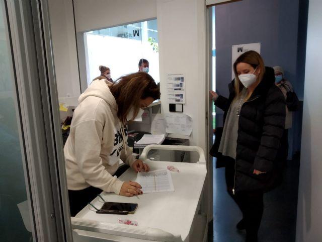 El Ayuntamiento pone al servicio de la Comunidad todos sus recursos para la campaña de vacunación frente al Covid-19 - 1, Foto 1
