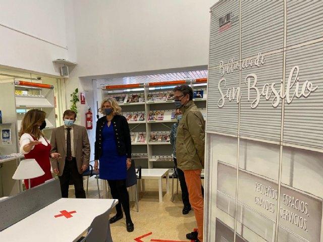 Las Bibliotecas de Murcia vuelven a su horario habitual tras el periodo vacacional de Navidad - 1, Foto 1