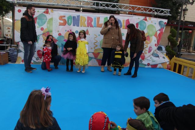 Los más pequeños disfrutan del Carnaval en San Pedro del Pinatar - 1, Foto 1