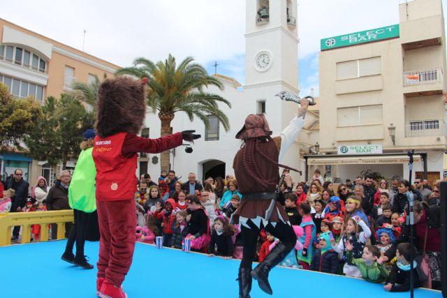 Los más pequeños disfrutan del Carnaval en San Pedro del Pinatar - 4, Foto 4