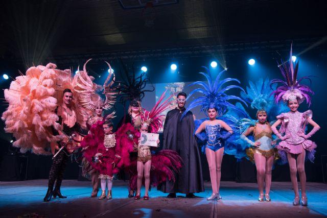 Nuria Zamora e Irene Medrano, nuevas musas del carnaval de Mazarrón, Foto 1