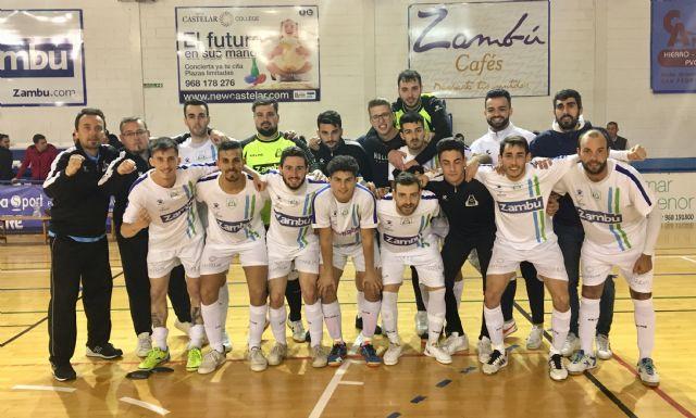 Zambú CFS Pinatar brinda un nuevo triunfo a su afición frente a Torrejón Sala (6-0) - 1, Foto 1