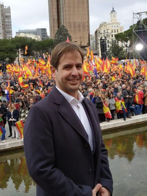 """UPYD participa en la manifestación de Colón: """"Se puede ser progresista y defender la unidad de España"""", Foto 2"""