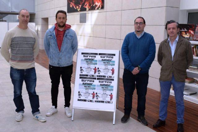 Mazarrón acogerá el estreno de la Fesurfing junior series en la Región de Murcia y en el Mediterráneo - 2, Foto 2