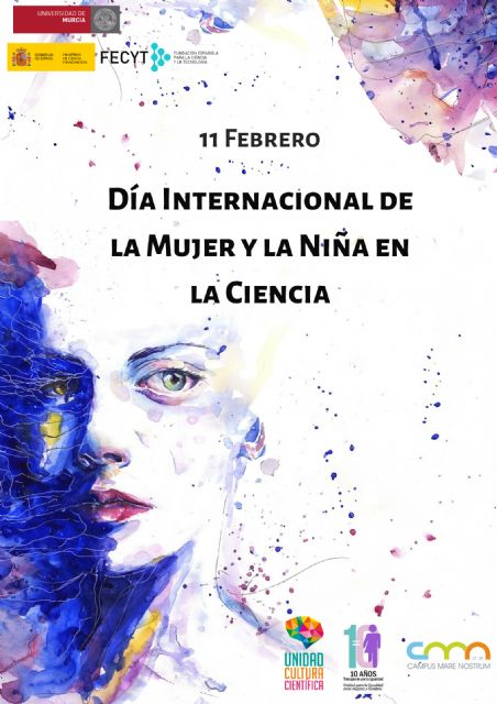 La UMU con el Día Internacional de la Mujer y la Niña en la Ciencia - 2, Foto 2