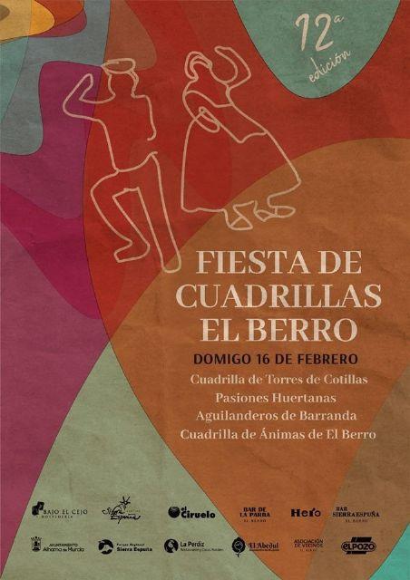 XII Encuentro de Cuadrillas de El Berro. Domingo 16 de febrero de 2020, Foto 3
