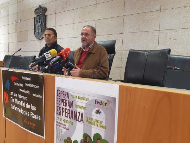 La Asociación D´Genes presenta el programa de actividades organizadas para conmemorar el Día Mundial de las Enfermedades Raras, Foto 2