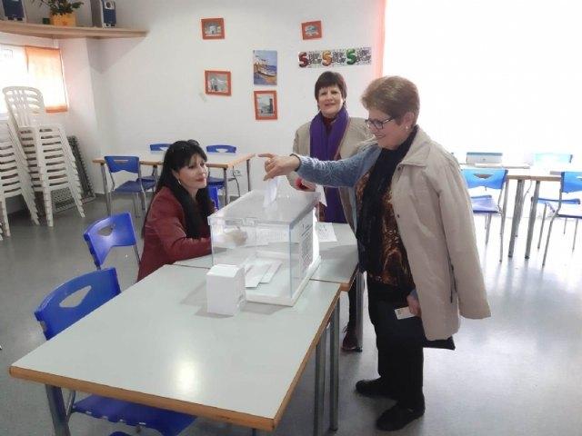 La ex concejala Antonia Camacho Crespo es elegida nueva alcaldesa pedánea de El Paretón-Cantareros - 2, Foto 2