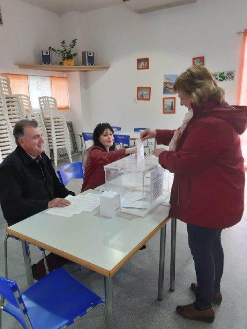 La ex concejala Antonia Camacho Crespo es elegida nueva alcaldesa pedánea de El Paretón-Cantareros - 3, Foto 3