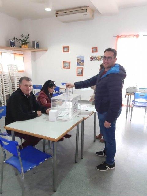 La ex concejala Antonia Camacho Crespo es elegida nueva alcaldesa pedánea de El Paretón-Cantareros - 4, Foto 4