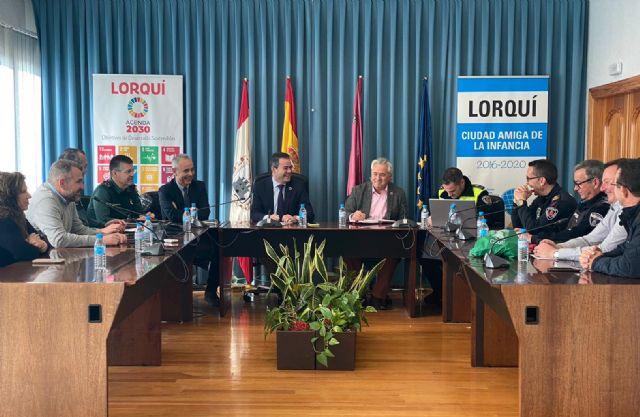 Lorquí preside la Reunión Anual de Coordinación junto con los municipios de Ceutí y Alguazas - 1, Foto 1