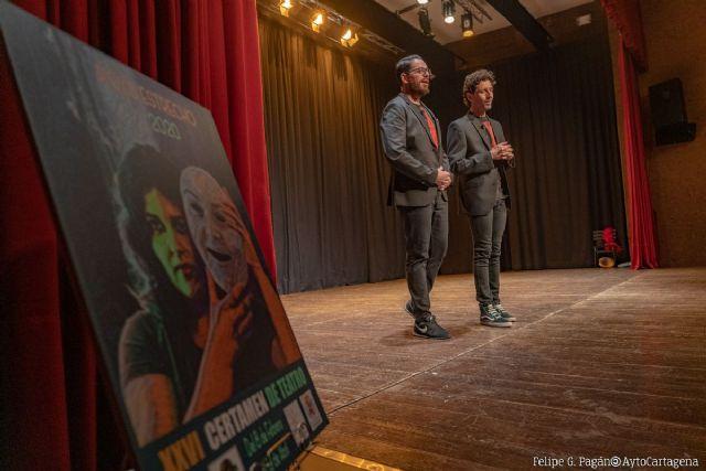 ´Infiltrados en Pozo Estrecho´ dio el pistoletazo de salida al XXVI Certamen de Teatro de Pozo Estrecho - 1, Foto 1