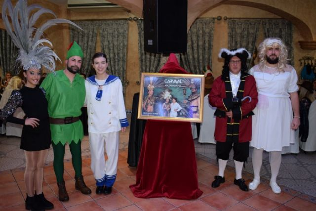 Mazarrón presenta las novedades de su Carnaval durante una divertida cena de convivencia de peñas, Foto 3