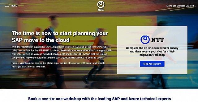 NTT Ltd. obtiene la especialización avanzada de SAP en Microsoft Azure - 1, Foto 1