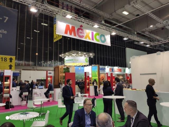 México triunfa en Fruit Logistica en Berlín (Alemania) abanderando Calidad e Internacionalización - 1, Foto 1