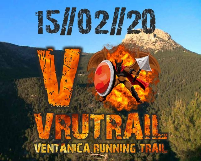 The V Vrutrail will take place next Saturday, February 15