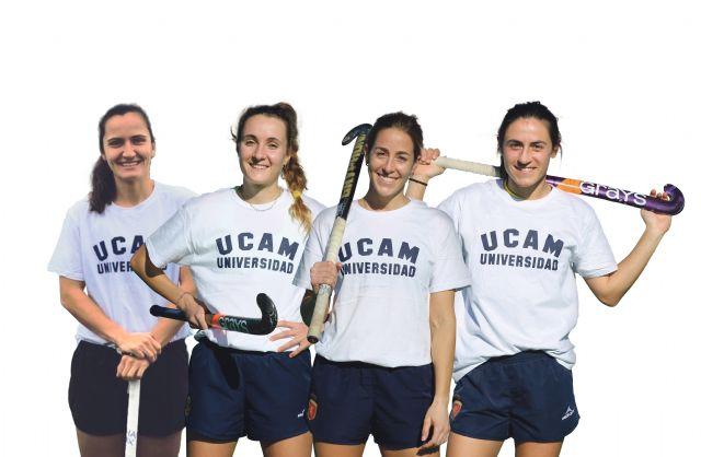 Las ´redsticks´ competirán en Tokio con cuatro estudiantes de la UCAM - 1, Foto 1