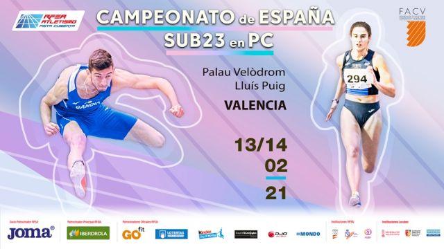 Valencia, testigo del Nacional Sub23 este fin de semana - 1, Foto 1