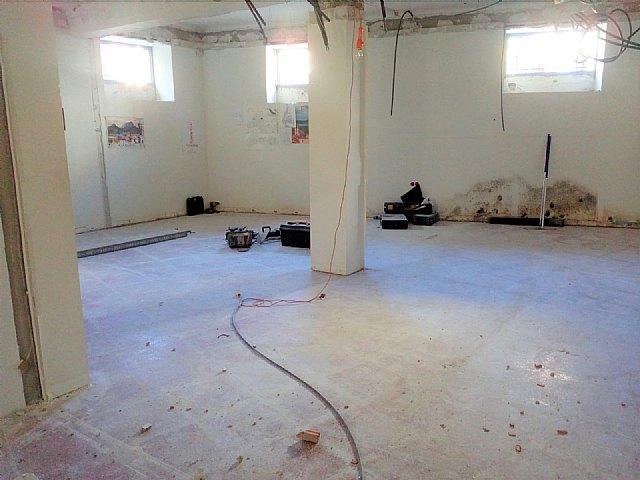 Se inician las obras de la nueva Sala de Estudios en Camino de Murcia - 1, Foto 1