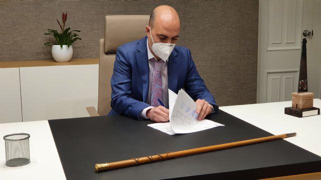 Eliseo García Cantó, nuevo alcalde de Molina de Segura - 5, Foto 5