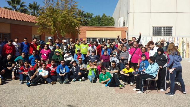 "The Day Centre for Physical Disabilities ""José Moya Trilla"" organizes a special day dedicated to sport and games - 3"