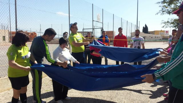 "The Day Centre for Physical Disabilities ""José Moya Trilla"" organizes a special day dedicated to sport and games - 4"